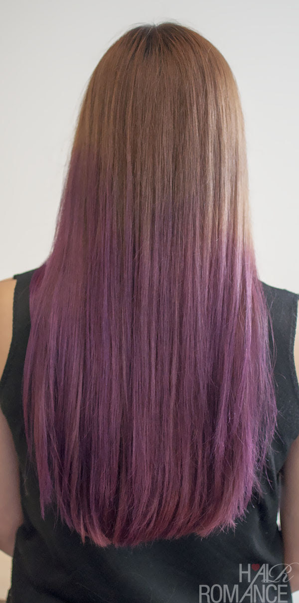 Light Purple Ombre Hair 2015 New Hair Style