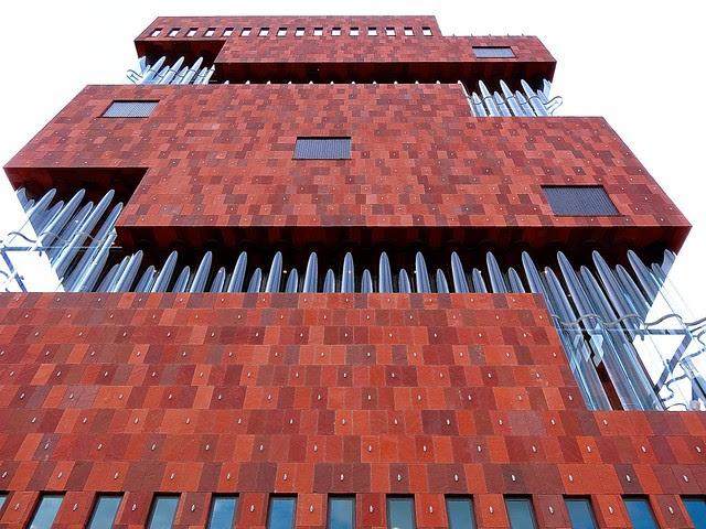 MAS | Museum Aan de Stroom, Antwerp, Belgium