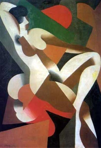 Donna, 1923Rene Magritte