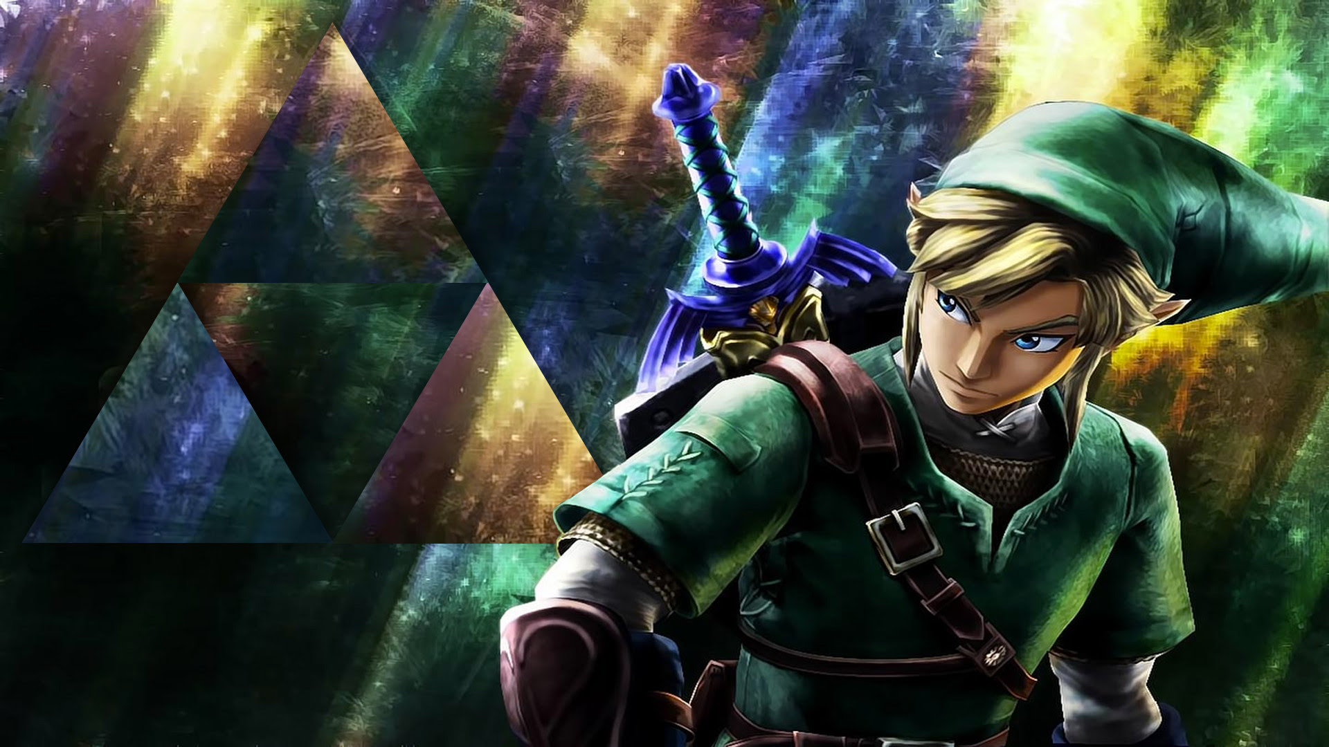 Legend Of Zelda Wallpaper 1920x1080 Wallpapers