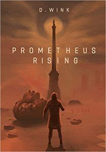 Prometheus Rising Cover