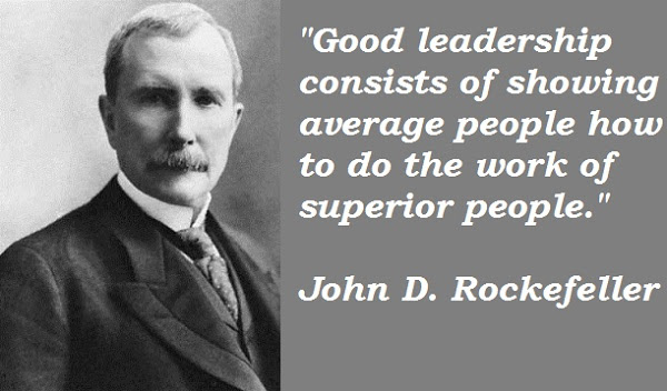 Quotes About Rockefeller 76 Quotes