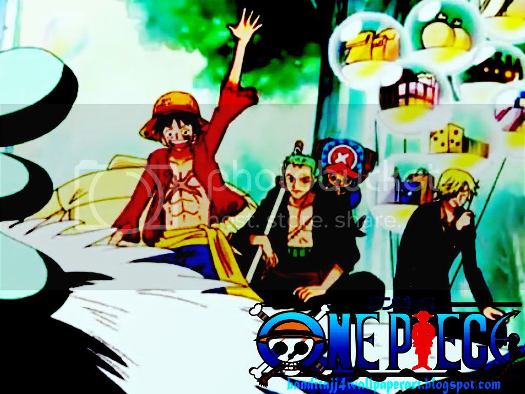 Free One Piece New World Wallpaper Download