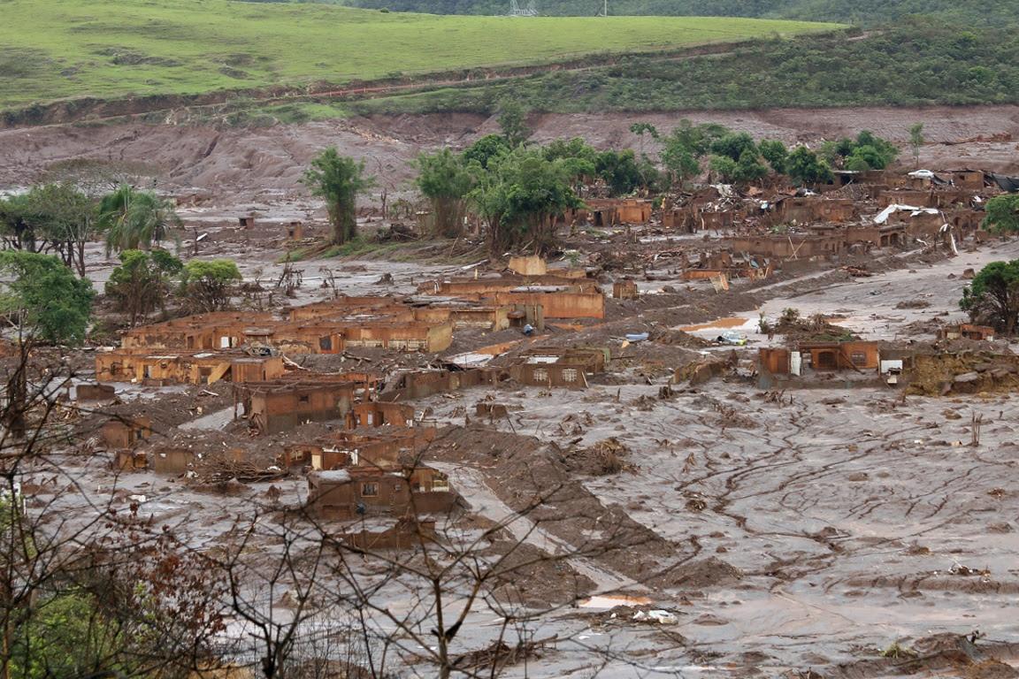 Estudo revela que 50% das barragens do Brasil correm o risco de causar danos semelhantes ou até maior que o de Mariana. Foto: Senado Federal/Flickr