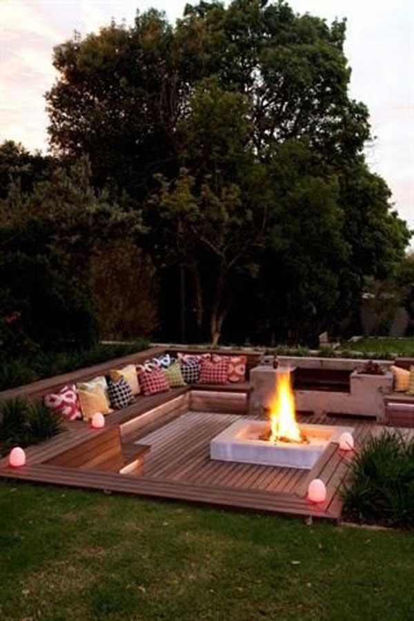 Garden Seating Design Ideas Windowsunity