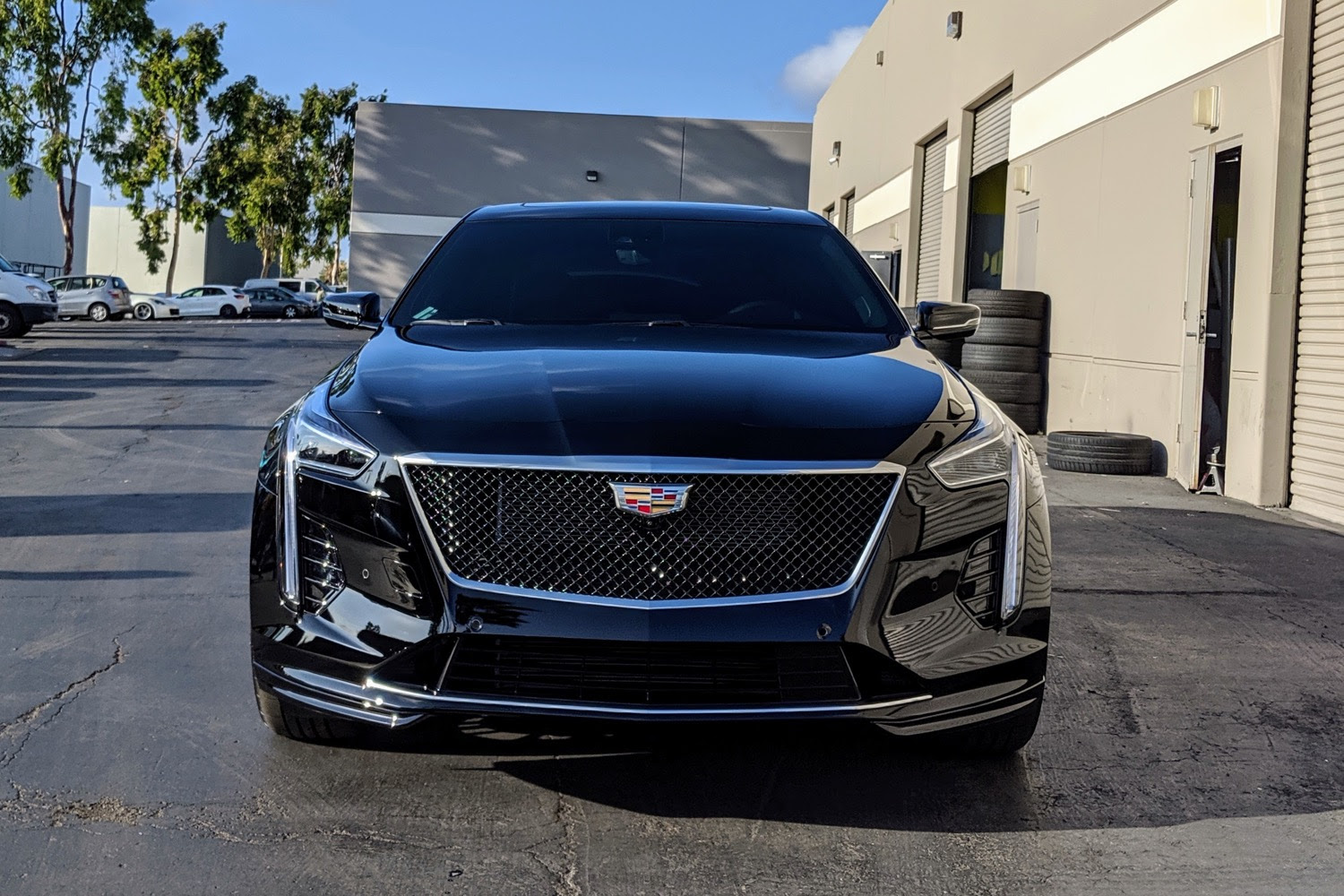 2019 cadillac ct6v now arriving at dealers