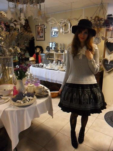 Outfit tea party