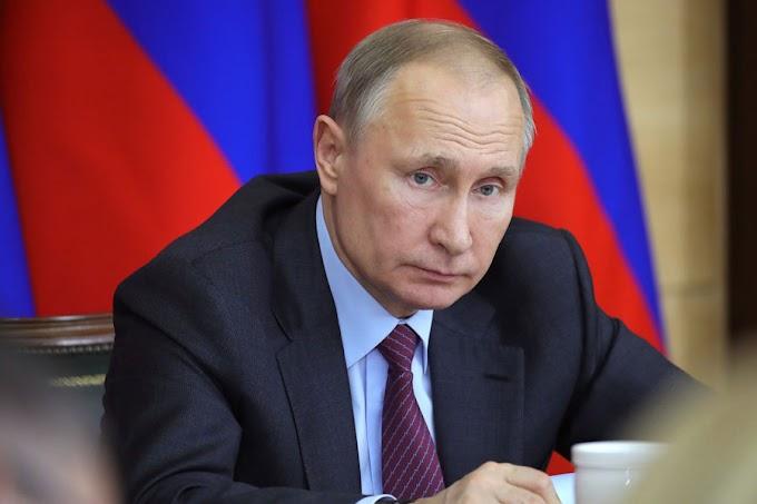 С 30 октября по 7 ноября Путин объявил нерабочими днями с сохранением зарплаты