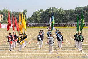 Annual Sports Day Report St Josephs College Prayagraj