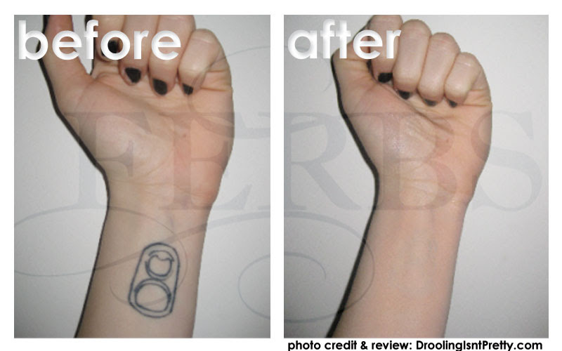 Tattoo Covering Makeup Before And After Tattoomagz