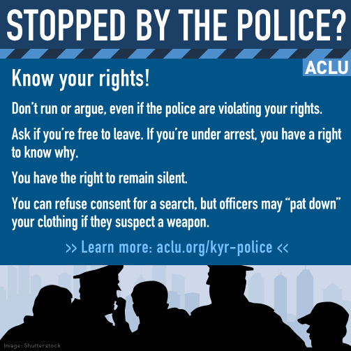 Image result for STOPPED BY POLICE IN AMERICA? ... Tips for GAIN in the GAME