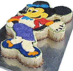 Top 10 Item - Mickey Mouse Birthday Cake Mahaweli Reach ...