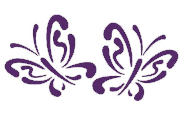 Butterflies Stickers, $3.00