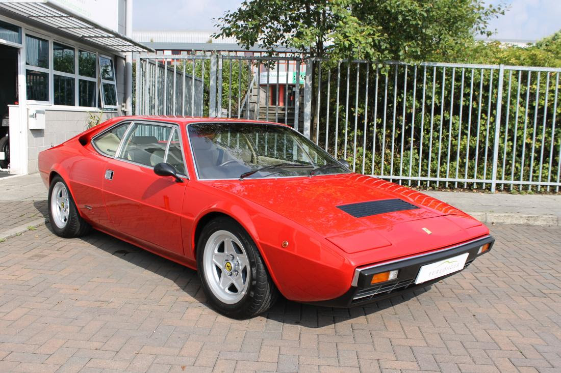 Ferrari 308 GT4 Dino For Sale in Ashford, Kent  Simon Furlonger Specialist Cars