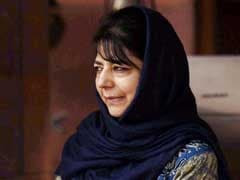 After Mehbooba Mufti's Hints, BJP Pushes For Early Government Formation
