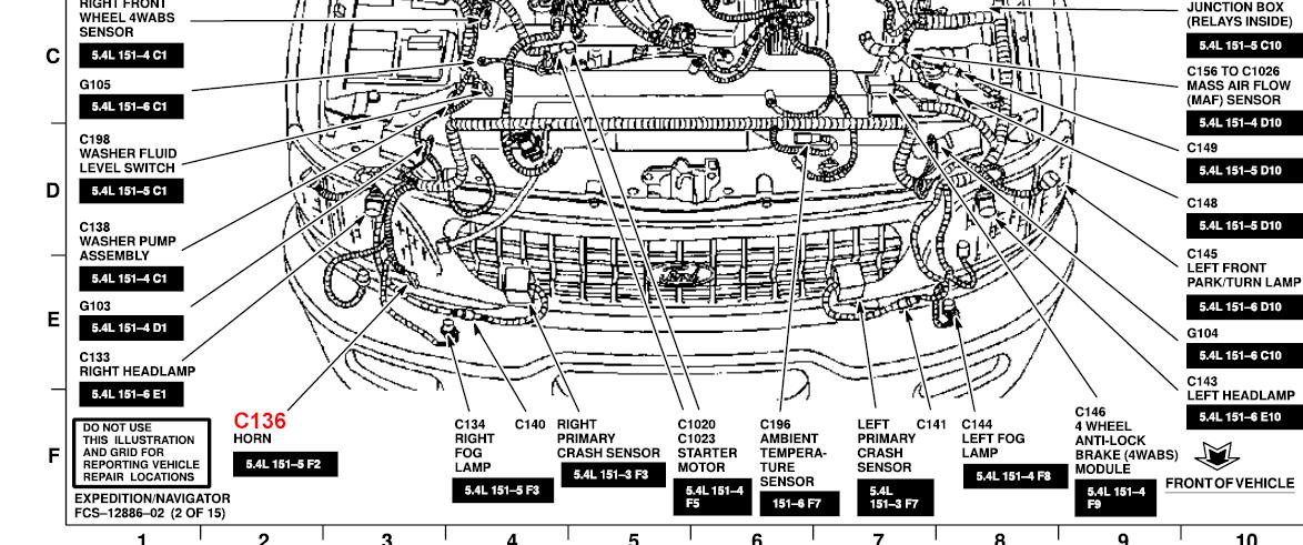 Diagram 1999 Lincoln Navigator Fuse Box Diagram Horn Full Version Hd Quality Diagram Horn Cat5e Wiringdiagram Eaubonne Historique Fr