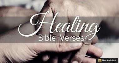 Healing Bible Verses - Phrophet Dr. Wura Michael Chukwugo