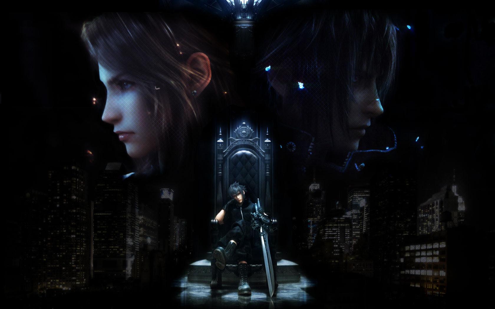 Final Fantasy Xiii Wallpaper Versus Minitokyo