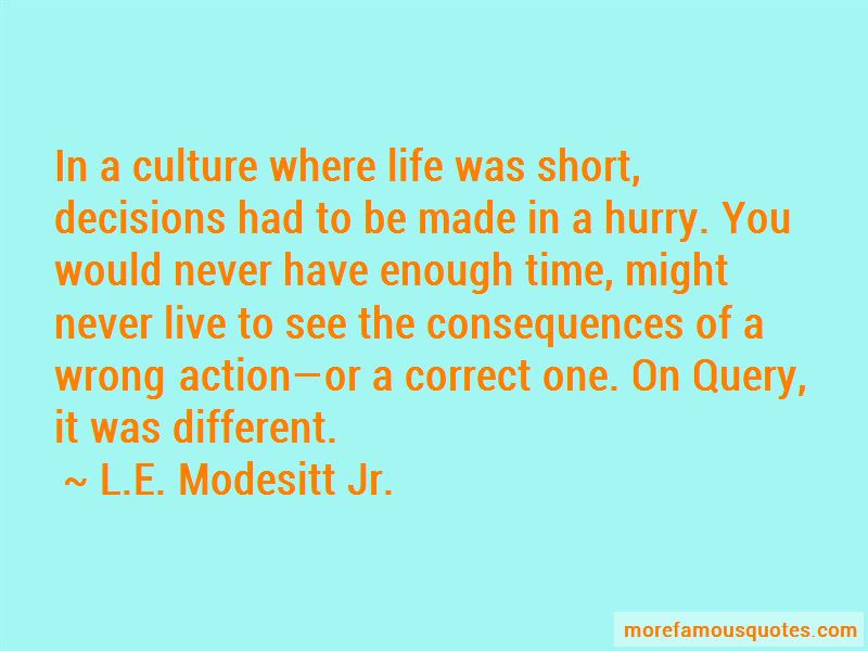Quotes About Wrong Decisions In Life Top 22 Wrong Decisions In Life