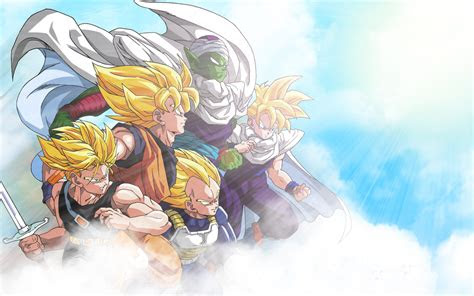 piccolo dragon ball wallpapers  desktop backgrounds