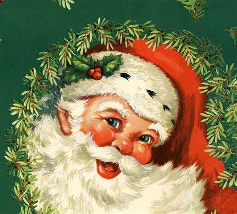 Spectacular Retro Santa Claus Image!   The Graphics Fairy