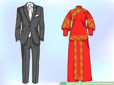 How to Have a Confucian Wedding Ceremony: 9 Steps (with