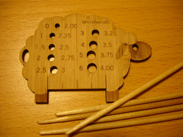 needle sizer