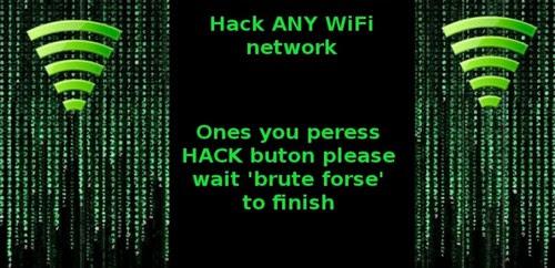 wifi hack security