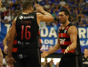 Final NBB Bauru x Flamengo Marília basquete Olivinha JP Batista (Foto: Luiz Pires / LNB)