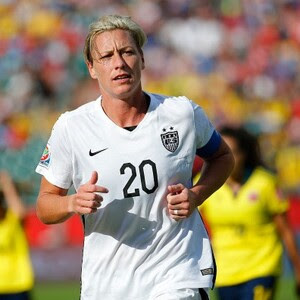 Abby Wambach Net Worth