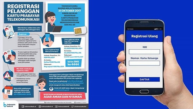 Cara Registrasi Kartu Axis Di Hp Android - Berbagi Info Kartu