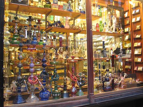 Head Shop, the Village