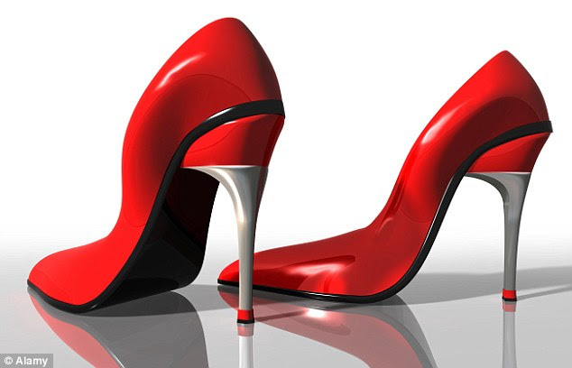 A nation of footwear fans: British women spent £3.5 billion on new shoes last year