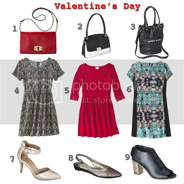what to wear on Valentine's Day, Target Style dresses for Valentine's Day