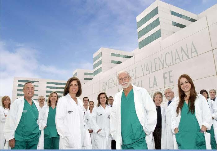 Unos 82.000 pacientes del Peset dependerán de La Fe desde el uno de enero
