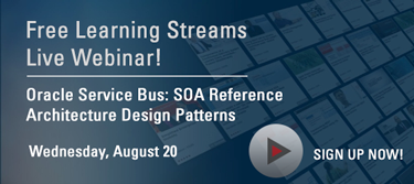 SOA Reference Architecture Design Patterns