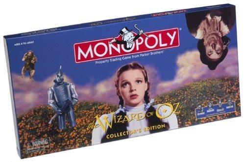 Monopoly El Mago de Oz