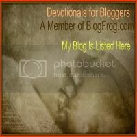 Devotionals for Bloggers