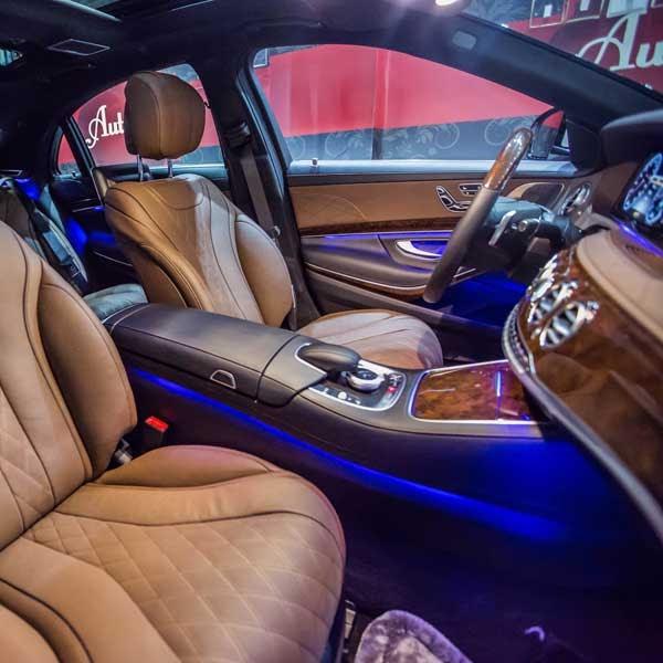 Car Interior Detailing Edmonton