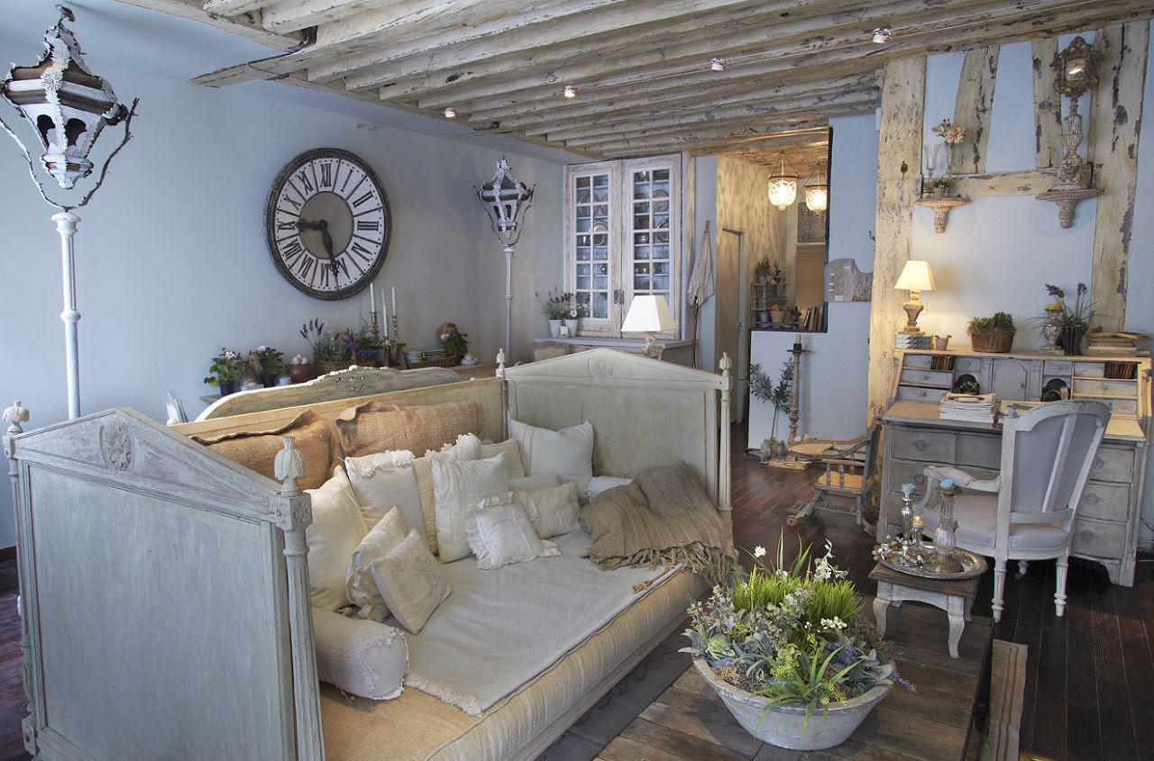 Vintage interior design furniture