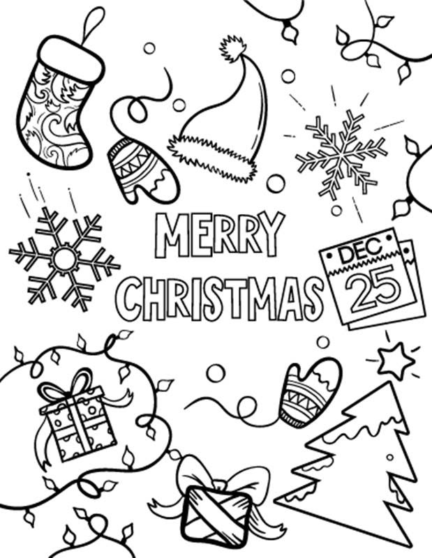 Merry Christmas Drawing Images at GetDrawings | Free download