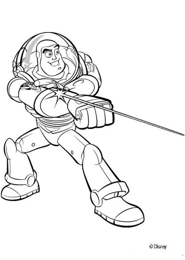 Toy story 5 coloring pages  Hellokids.com