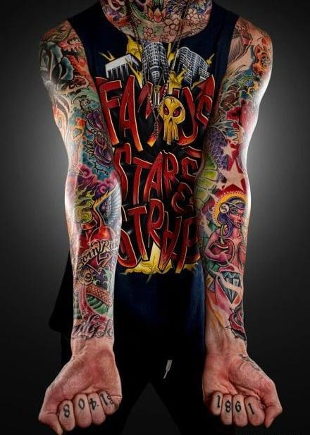 47 Sleeve Tattoos For Men Design Ideas For Guys