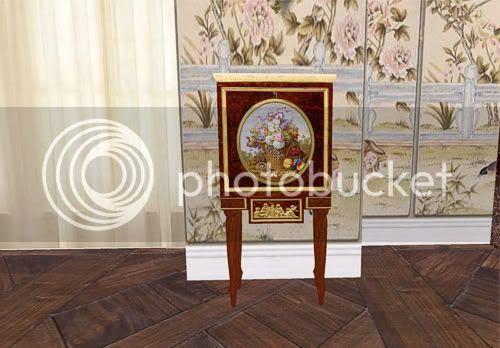 La Reine Hortense's Cabinet