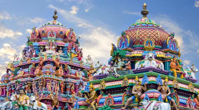 10 Most Colorful Cities in India