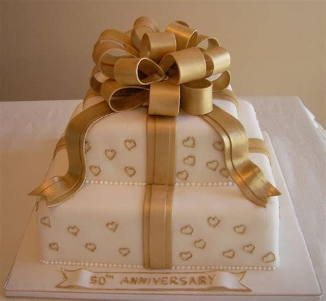 17 Best ideas about Anniversary Cakes on Pinterest   50th