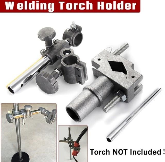 Magnetic Mig Tig Welding Welder Torch Holder Clamp Stand Holding USA SELLER