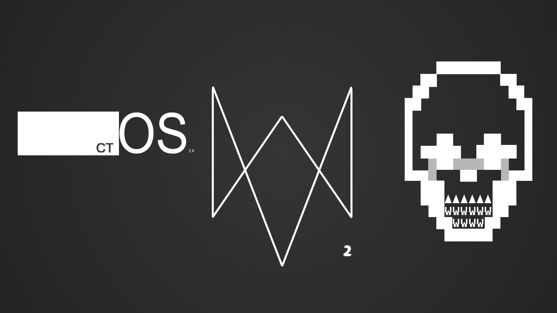 Watch Dogs Logo Wallpaper 77 Images
