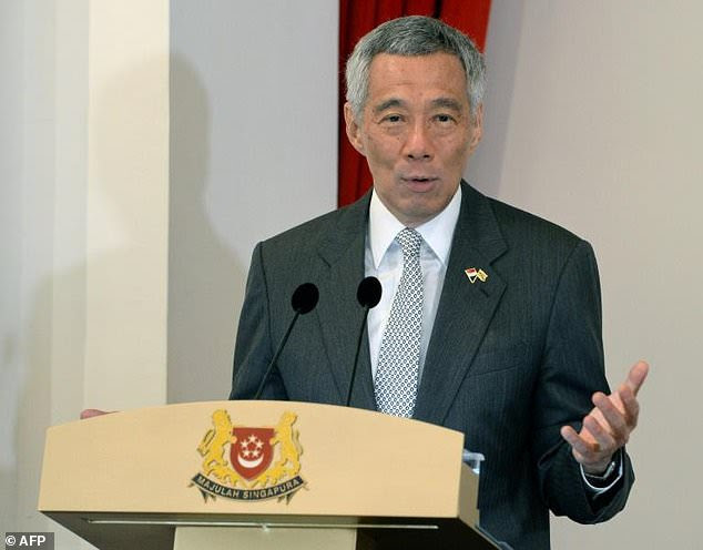 Singapore Prime Minister Lee Hsien Loong, 65, has denied the allegations but said he would not sue his siblings