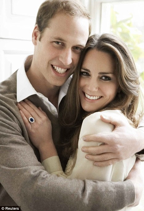 Close: Prince William will marry long-term girlfriend Kate Middleton on April 29